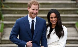 Meghan Markle și prințul Harry au devenit din nou părinți. Ce nume i-au pus fetiței