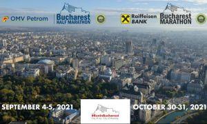 Condiții speciale de siguranță la Maratonul și Semimaratonul Bucureștiului. NOUTĂȚILE din acest an