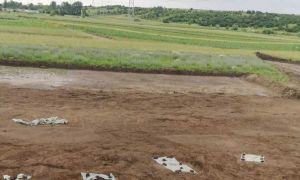 Oseminte UMANE descoperite pe șantierul drumului expres Craiova-Piteşti