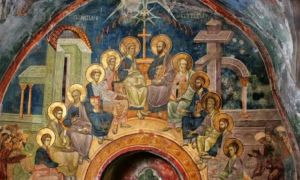 SĂRBĂTOARE ORTODOXĂ – Pogorârea Sfântului Duh (RUSALIILE)