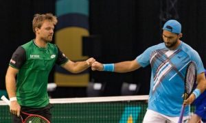 Horia Tecău și Kevin Krawietz, câștigătorii turneului de la Halle