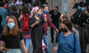 Israelul face un pas înapoi. MASCA redevine obligatorie