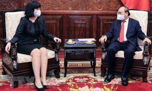 Ambasadorul României în Vietnam, Cristina Romila, și-a prezentat scrisorile de acreditare președintelui Nguyen Xuan Phuc
