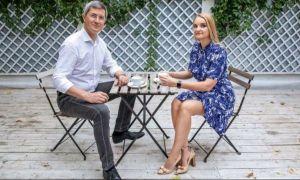 """Dan Barna și soția lui vor deveni PĂRINȚI: """"Nu-ți aduce anul, ce-ți aduce ceasul"""""""