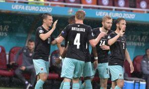 EURO 2020: Austria merge, în premieră, în OPTIMILE de finală. Va da piept cu Italia