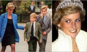 Prinţesa Diana, OMAGIATĂ de fiii săi în ziua când ar fi împlinit 60 de ani