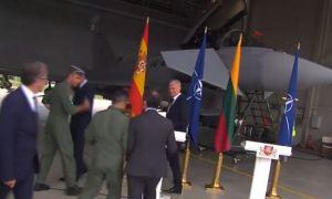 Alertă de securitate: Premierul Spaniei și președintele Lituaniei, EVACUAȚI de urgență dintr-o bază NATO