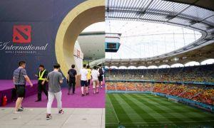 Arena Națională, gazda unui turneu de gaming. Ce este DotA