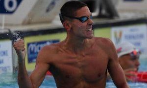 David Popovici, de neoprit! A câștigat încă o medalie de aur la Campionatul European de înot