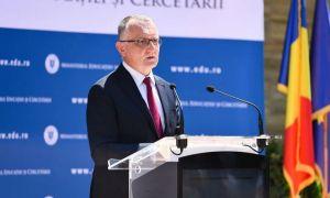 Ministrul Cîmpeanu promite MĂSURI dure după nenumăratele contestații de la Bacalaureat