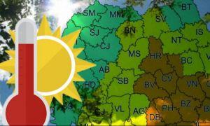 PROGNOZA METEO: Cum va fi vremea în weekend și la începutul săptămânii viitoare