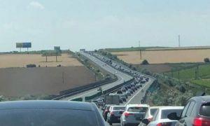 Trafic intens pe Autostrada Soarelui: Avertizarea IGPR