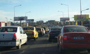 Trafic rutier infernal între Mangalia și Constanța. Rută alternativă
