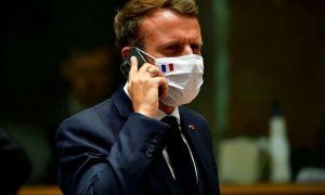DEZVĂLUIRI. Telefonul mobil al președintelui Franței, Emmanuel MACRON, ar fi fost spionat cu programul Pegasus