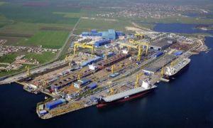 Sute de disponibilizări la Șantierul Naval Mangalia