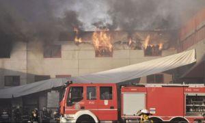Doi dintre pacienții internați cu arsuri în urma incendiului din Popeşti-Leordeni vor fi transferați la o clinică din Germania