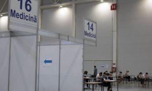 """A început admiterea la UMF """"Carol Davila"""" - 3.427 de candidați concurează pentru 1.629 de locuri"""