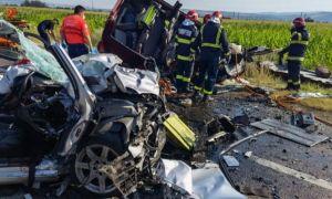 DETALII înfiorătoare despre accidentul din Bacău în care AU MURIT 7 oameni