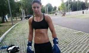 Pugilista Maria Claudia Nechita, la un pas de o MEDALIE ISTORICĂ la Olimpiadă