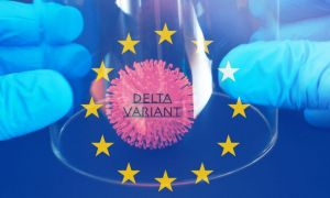 Varianta DELTA a SARS-COV-2 a devenit dominantă în Europa