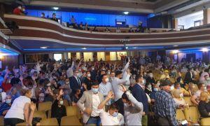 UPDATE. SCANDAL cu forțe de ordine la alegerile PNL Timișoara. Amenințarea lui Orban