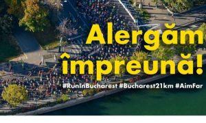 La Bucharest Half Marathon vor putea lua STARTUL atât alergătorii vaccinați, cât și cei nevaccinați