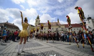 Începe Festivalul Internațional de Teatru de la Sibiu. Evenimentele și condițiile anunțate