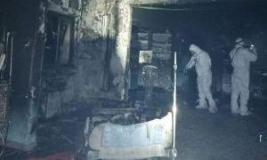 Raport final: CAUZA incendiului de la Spitalul din Piatra Neamț