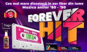 Festivalul Forever Hit a fost AMÂNAT!