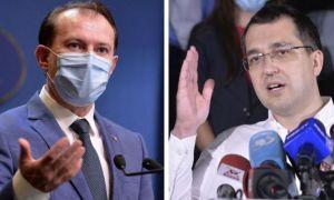 """Vlad Voiculescu a RĂBUFNIT: """"Cîțu este mai mincinos decât Ponta și mai lipsit de scrupule ca Dragnea"""""""