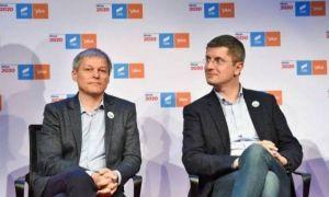Cioloș câștigă primul tur al alegerilor interne pentru președinția USR-PLUS