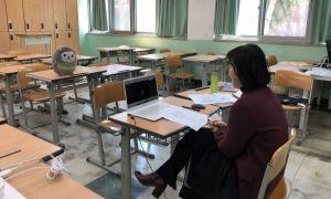Aproximativ 1.300 de clase și grupe de grădiniță din Capitală îşi desfăşoară cursurile online