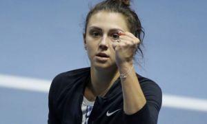 Jaqueline Cristian s-a calificat în semifinale la Astana Open și e la un pas de Top 100 WTA