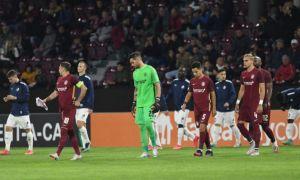 CFR Cluj reușește doar un egal cu Randers FC în grupele Conference League