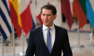 Cancelarul Austriei, Sebastian Kurz, ținta unei ANCHETE de corupție