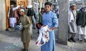 CARNAGIU în urma unui atentat la o moschee din Afganistan. Bilanțul indică zeci de morți și răniți
