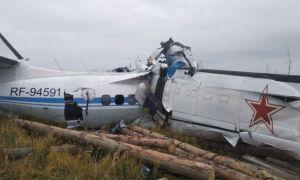 Un avion cu parașutiști s-a prăbușit în Rusia: 16 persoane au murit
