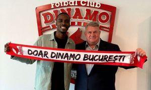 OFICIAL. Rednic a bifat primul transfer la Dinamo!