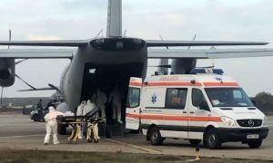 Încă cinci bolnavi COVID vor fi transportați în spitalele din Ungaria