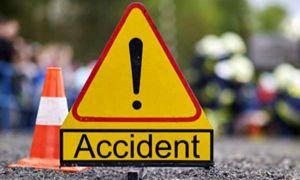 Accident pe A1 între un tir și o dubiță de marfă