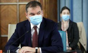 """Ministrul Sănătății AVERTIZEAZĂ: """"Nu vom trece rapid, trebuie să o spunem, este foarte clar"""""""