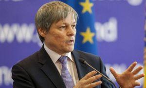 Guvernul Cioloș a fost respins la votul din Parlament
