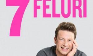 O nouă carte cu REȚETE a lui Jamie Oliver a apărut în România. Cât costă