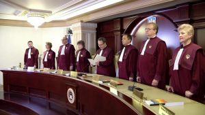 CCR: Hotărârea Parlamentului de încuviințare a primei stări de alertă a fost NECONSTITUȚIONALĂ