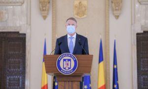 Președintele Iohannis a anunțat PREMIERUL desemnat