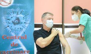 """Președintele Iohannis, un nou apel la VACCINARE: """"Nu există altă soluţie. Să terminăm odată cu această pandemie"""""""
