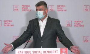 """PSD oferă susținere """"limitată"""" pentru Guvernul Nicolae Ciucă. Ce CONDIȚII pune Marcel Ciolacu"""
