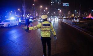 Șofer la 16 ani! Polițiștii hunedoreni l-au oprit cu focuri de armă