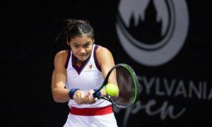 Emma Răducanu, prima VICTORIE la Transylvania Open. Discursul în limba română