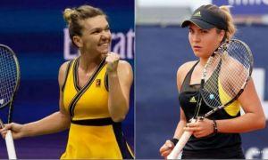 Simona Halep n-a avut milă de Gabriela Ruse la Transylvania Open